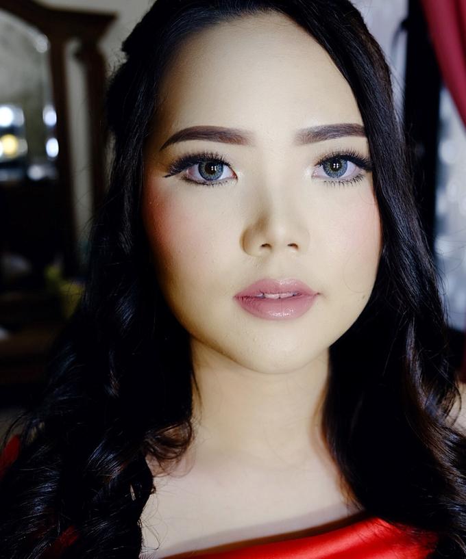 Add To Board Prom makeup for ms. Priscilla by Suzuko Muto Makeup Artist - 001
