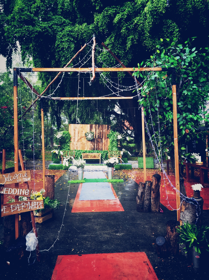 forest greenery wedding for Evon+Putri  by raindropsdeco - 004