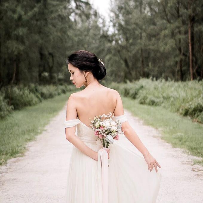 Bohemian Wedding by Liz Florals - 001
