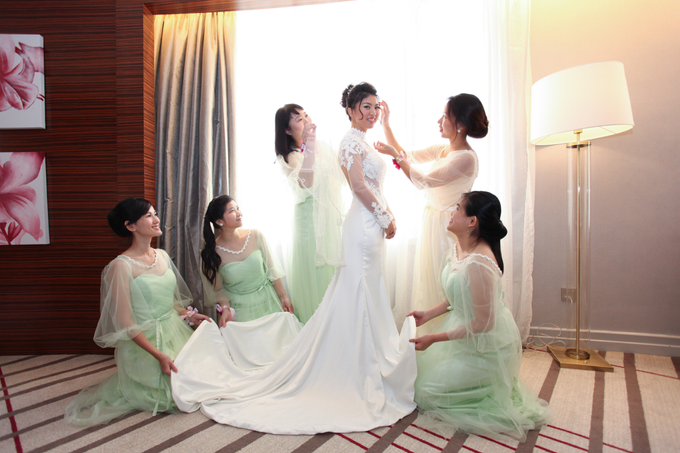 CC&O's Wedding  by Levian Florisen - 012