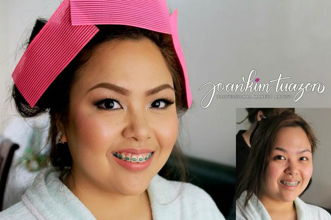 Professional Makeup by Kim Tuazon by JoanKim Tuazon Professional Makeup - 002