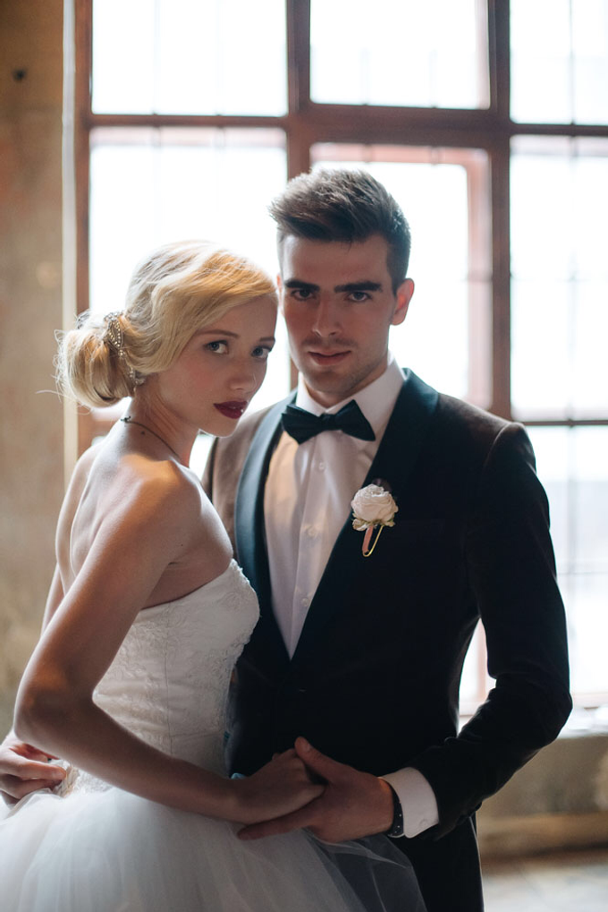 Marsala wedding by Aleksandra Sashina - 008