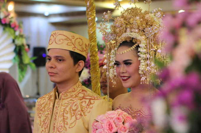 The Wedding of Aditya Soleh & Stephanie Octavia by Sugarbee Wedding Organizer - 004