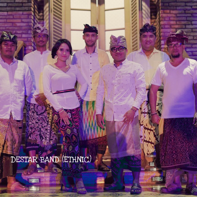 Destar Band (Pop, Jazzy Ethnic) for AMADEUS Awards  by BALI LIVE ENTERTAINMENT - 013