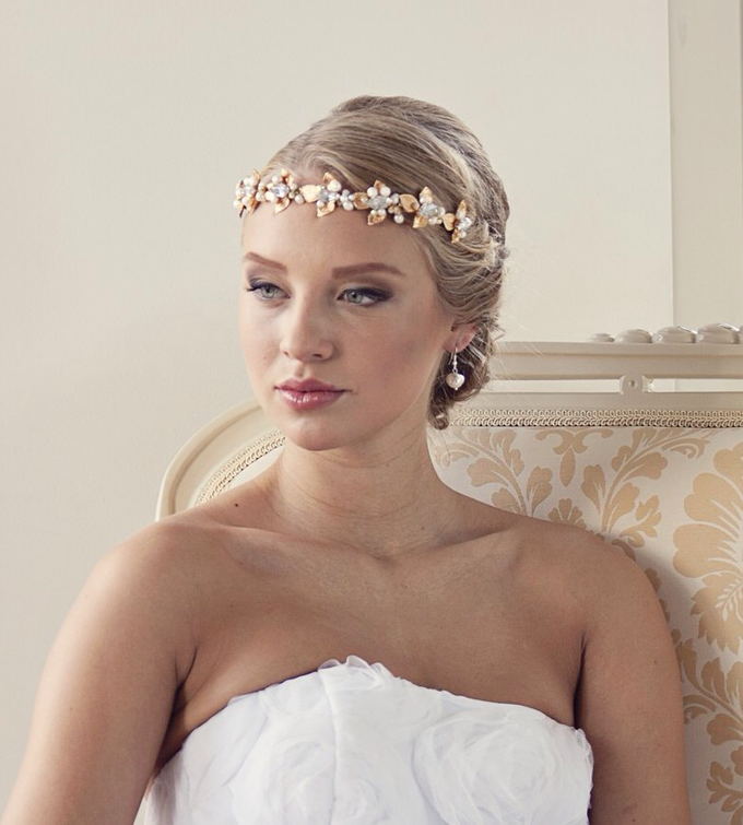 Bridal hair accessories, collection of 2016 by Weddingbliss - 017