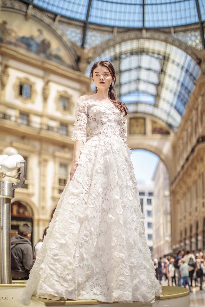 GEMY MAALOUF Bridal 2017 Artistic Photo Shoot by GEMY MAALOUF - 015