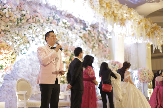 The Wedding of Renald & Debbie by Elbert Yozar - 016