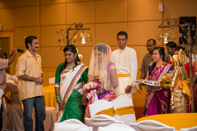 Kumaran & Rathinee Indian Wedding Ceremony by Jamaze Gallery - 007