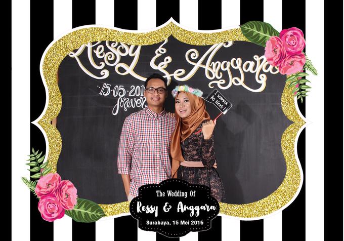 The Wedding of Ressy & Anggara by Woodenbox Photocorner - 006