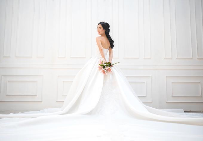 Wedding photoshoot by Chesara Makeup - 007