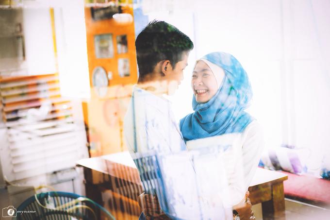 Prewedding Dimas & Shinta by AL_myname Photography - 005