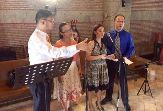 Ceremony: Escobillo-Diaz Nuptials by Perfect Fourth - 002