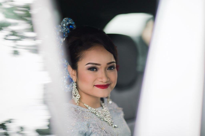 Bridal Makeup by Sketch Velvet - 009