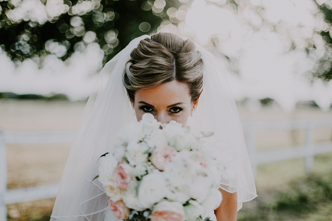 Beautiful Bride by Peter Simon Photography - 001