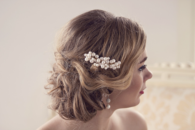 Bridal hair accessories, collection of 2016 by Weddingbliss - 010