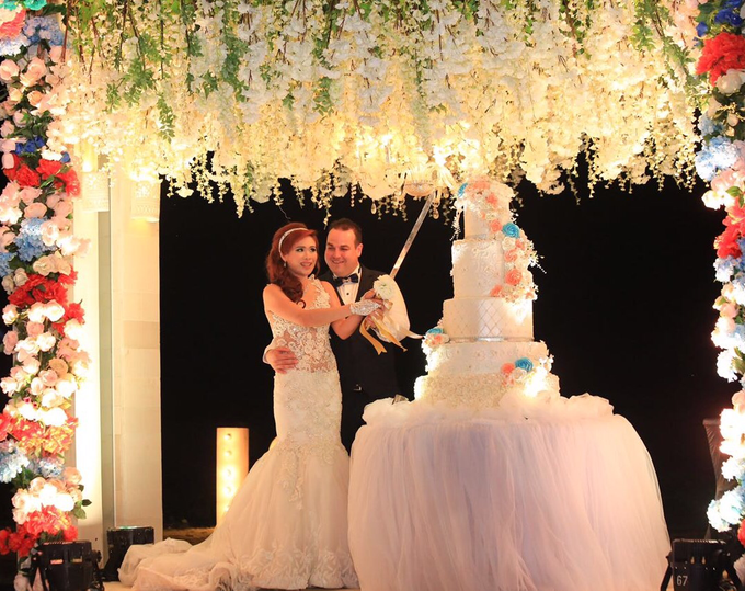 The Wedding of Mel & Nick by Bali Eve Wedding & Event Planner - 004