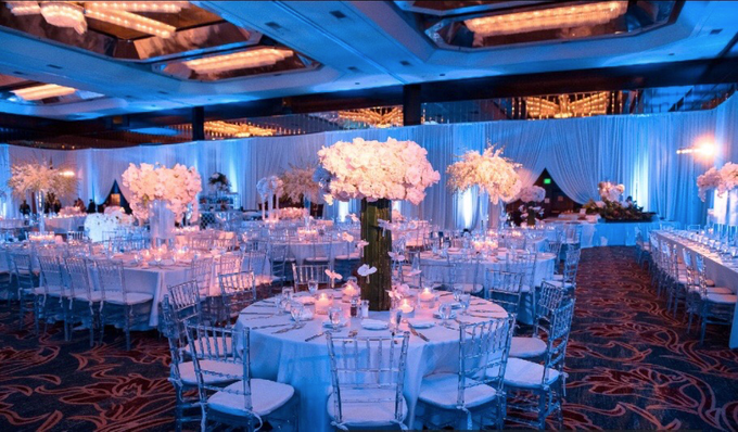 Hilton Universal by Pärdē Productions - Parde Productions Event Lighting Los Angeles & Special Effects - 010