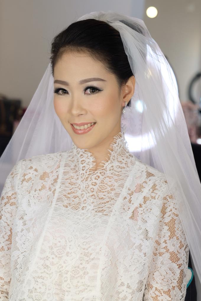 Ria wedding makeup by Amanda Makeup Artist - 008