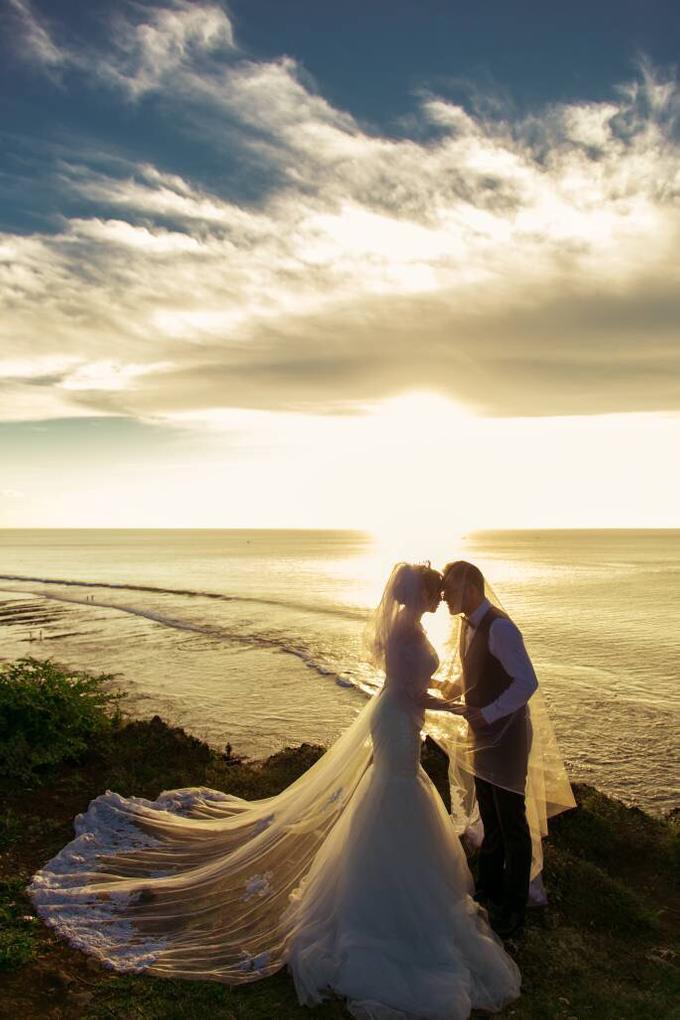 Romantic sunset in bali by Yn.baliphotography - 012