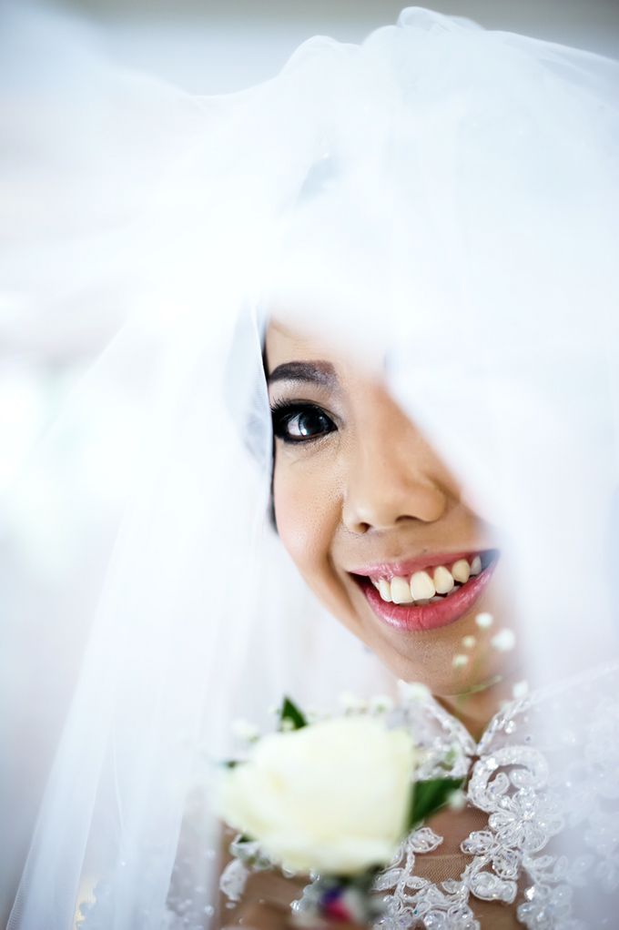 Daniel + Sisca Wedding Day by Blooming Box Photography - 015