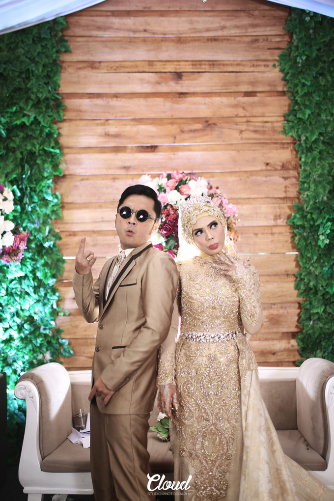The Wedding of Tryssya + Luthfi by Cloud Studio - 007