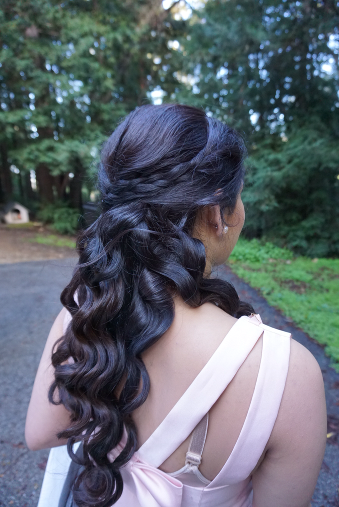 Bridal makeup and hair  by Lilianbeauty - 005