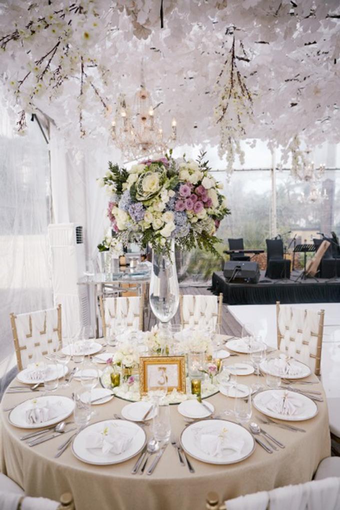 Classic elegant wedding 2015 by AiLuoSi Wedding & Event Design Studio - 003