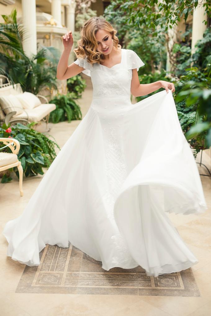 """My Little Bird"" Wedding Dresses Collection  by APILAT - 021"