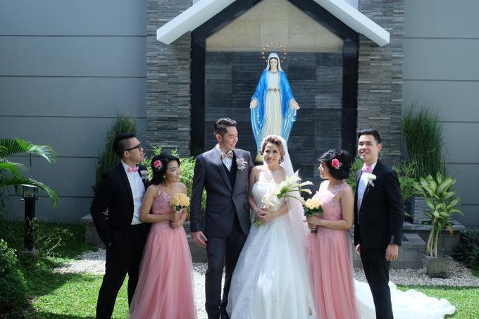 The Wedding of Christian & Monic  by Niken Xu Makeup Artist - 007