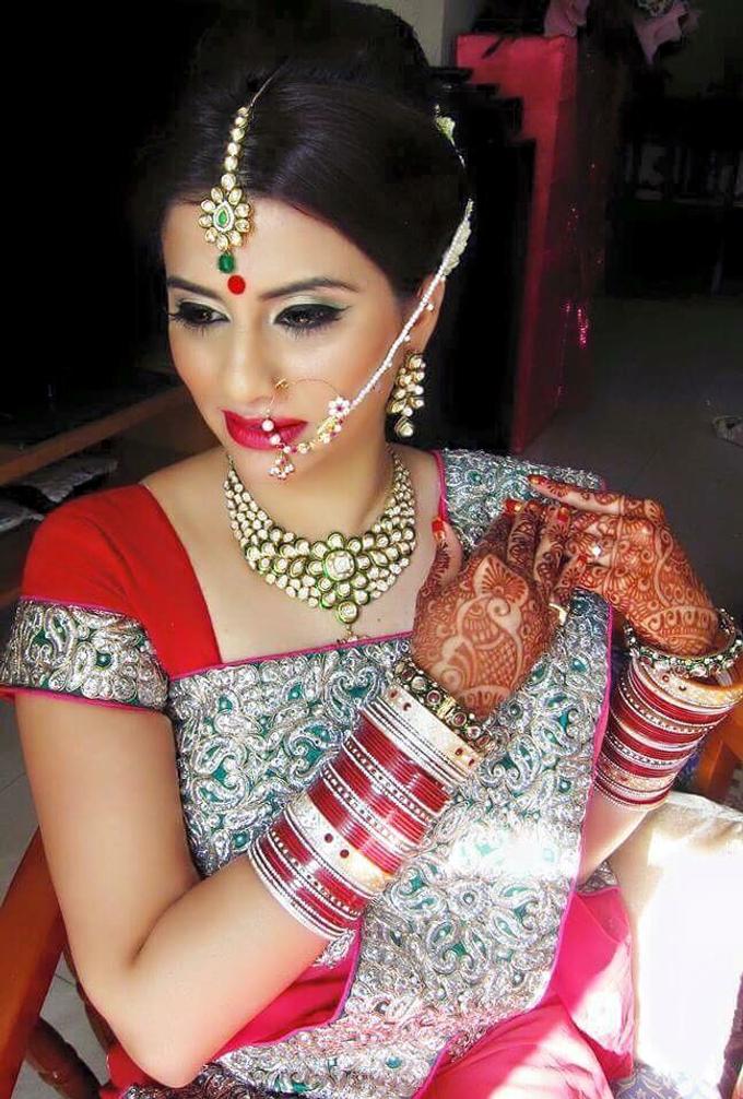 Bridal Portfolio by Faces by SudhaG - 041