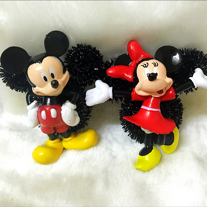 Mickey and Winnie corsage by bobolove cottage - 005