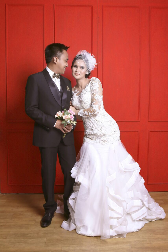 Wedding Gowns by Berkat Kebaya By Devina Shanti - 002
