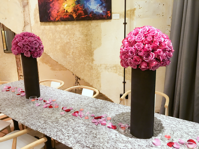Flowers for Events & Weddings by A. Floral Studio - 013