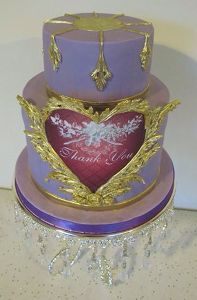 Beautiful cakes by A Taste of Decadence by Louise - 005