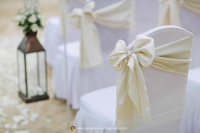 ILZE & MARTINS Wedding by Courtyard by Marriott Bali Nusa Dua - 020