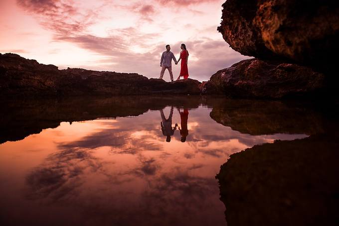 Nusa Penida Prewedding by Gusde Photography - 005