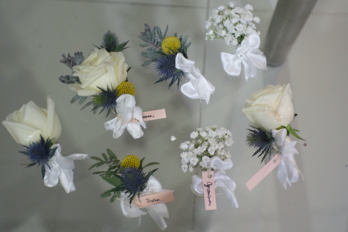 May Bridal Bouquets by La Bloom Florist - 016