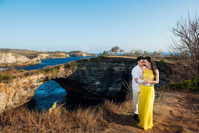 Nusa Penida Prewedding by Gusde Photography - 008