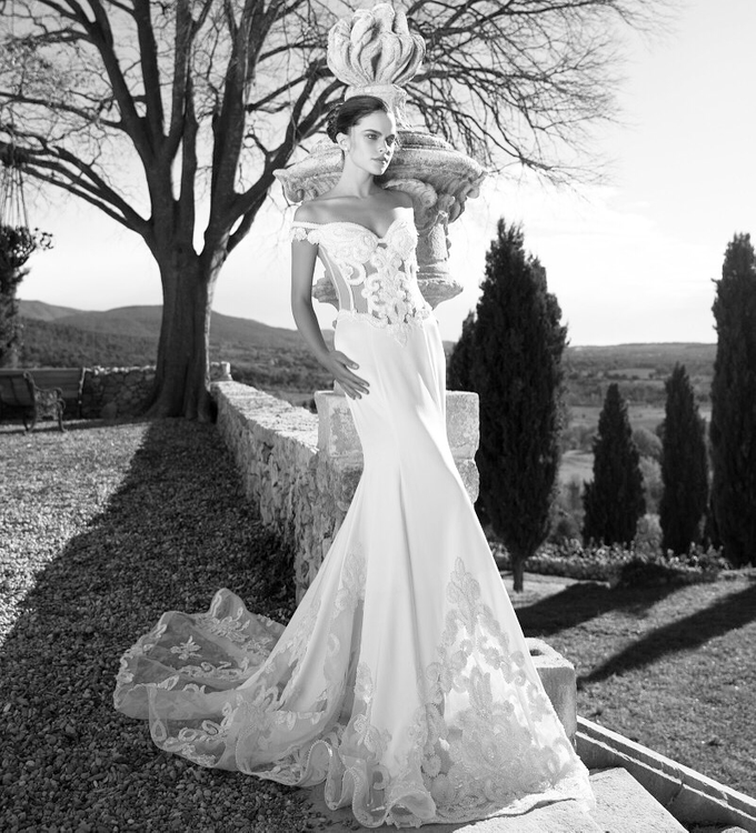 Wedding Gowns  by Paris Dress - 019