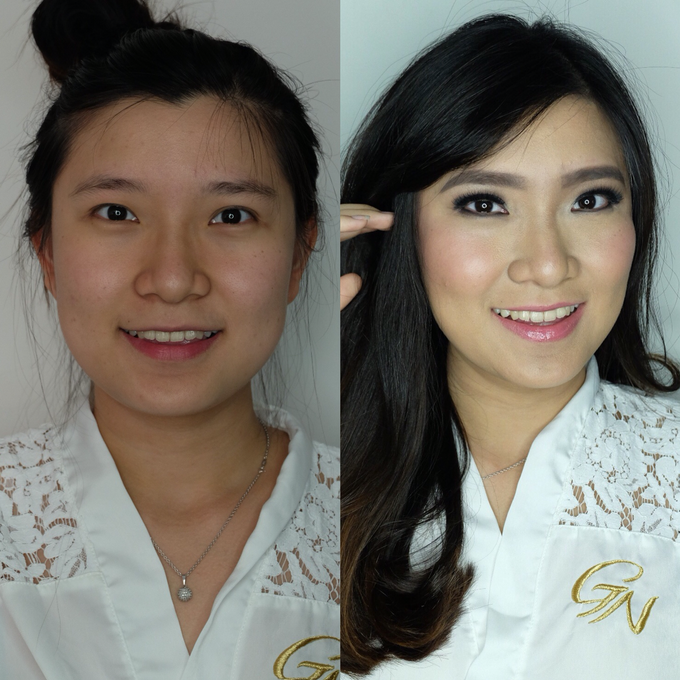 Jilly by Giovanni Nathalie Make Up Artist - 001