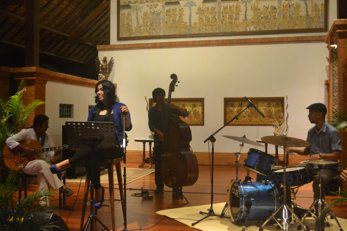 Bali Bossa Jazz Quartet for Dinner & Wedding by BALI LIVE ENTERTAINMENT - 003