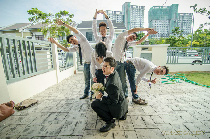 Kah Pei & Sook Kwan Wedding Ceremony by Jamaze Gallery - 013