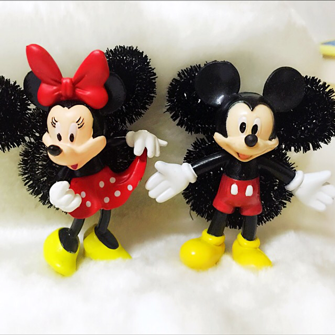 Mickey and Winnie corsage by bobolove cottage - 004