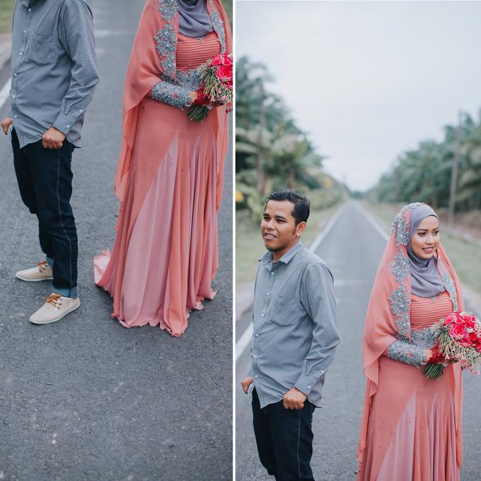 Shah & Nana Engagement by capturedpic - 004