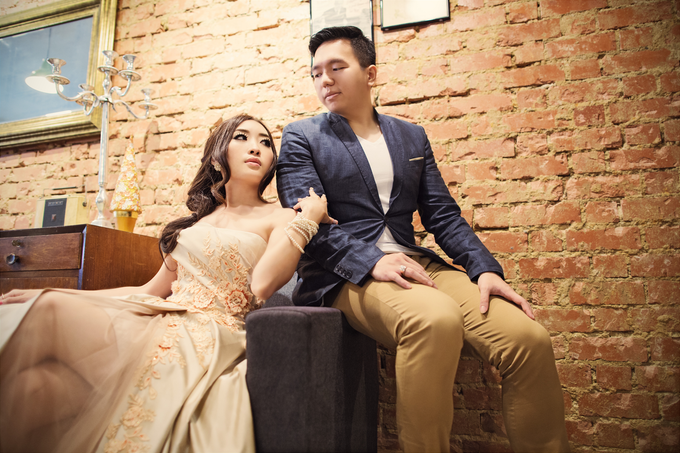 Prewedding of Defry & Piphin by Jessica Huang - 002