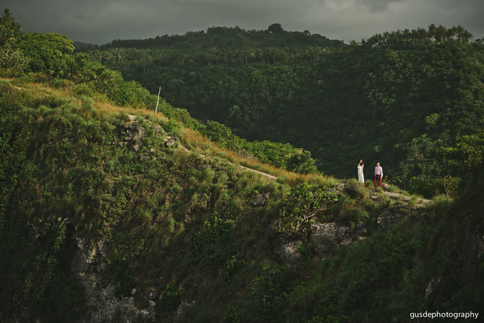 Nusa Penida Prewedding by Gusde Photography - 013