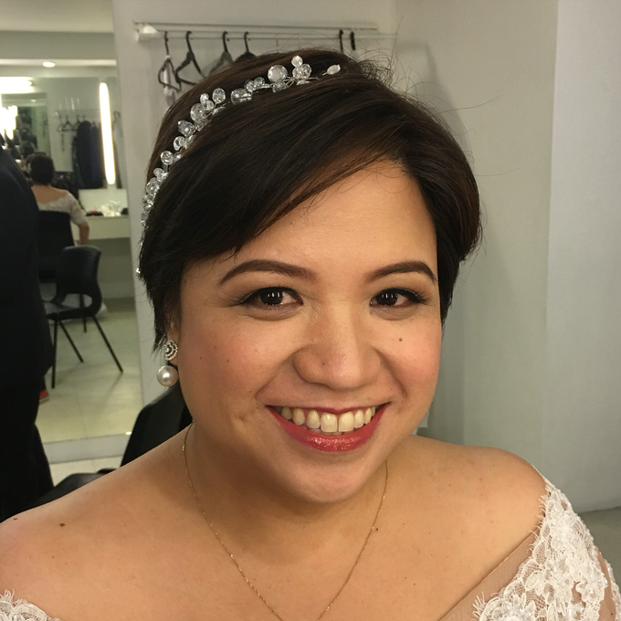 My Brides by CHIQUI DINGCONG: Maquillage Professionnel - 010