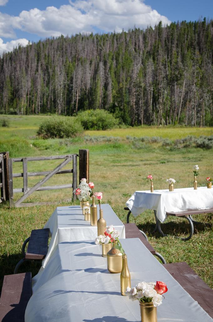 DIY Grand Lake Wedding by Always Adore - 008