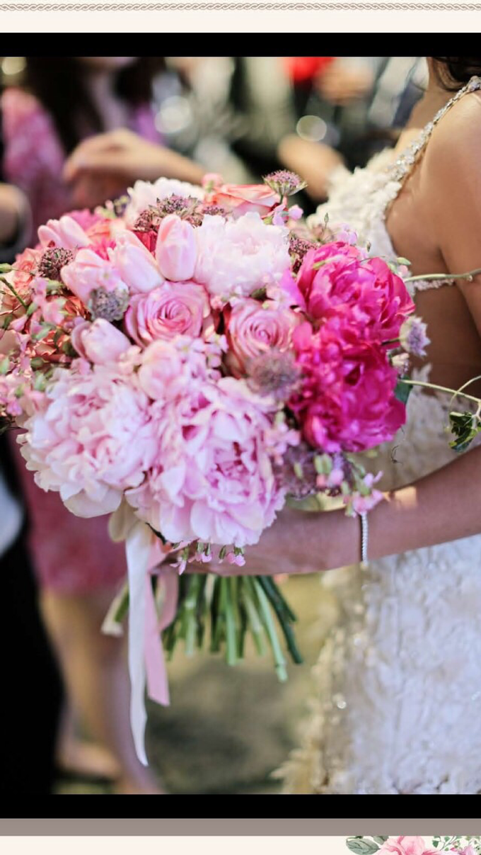 Bridal Bouquets by Fleuri - 030