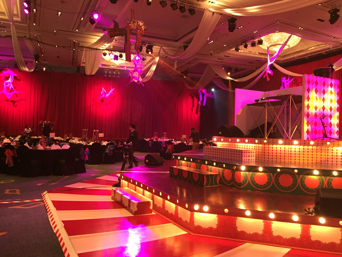 Indian Wedding by Shangri-La Hotel, Bangkok - 007
